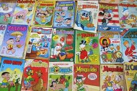 Revista Em Quadrinhos