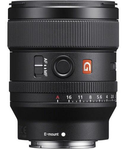 Lente Sony Fe 24mm F/1.4 Gm (sel24f14gm)