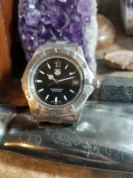 Relogio Tag Heuer 2000 Profissional We1110-2