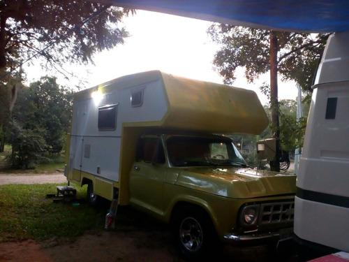 Chevrolet - Motor Home C-15 Diesel