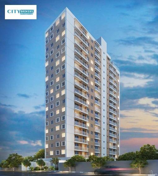 Apartamento Com 2 Dormitórios À Venda, 38 M² Por R$ 229.900 - Penha - São Paulo/sp - Ap0146