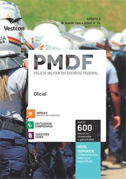 Apostila Oficial Pm Df Polícia Militar Distrito Federal Vest