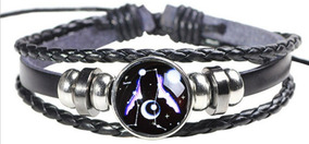 Pulseira Bracelete Masculino Feminino Unissex Signo