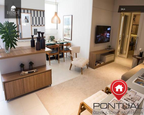 Apartamento Para Venda Edifício Essence (ref.:ap00079) - Ap00079 - 31905667