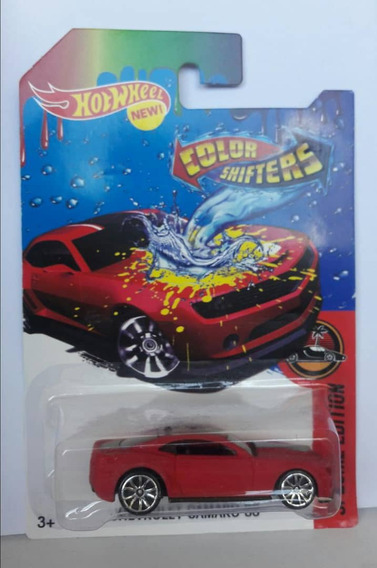 Carrito Hotwheels Cambia Color Agua Carro Hot Wheels Niños