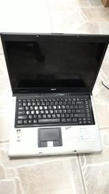 Notebook Acer Aspire 3100 Series, Completo Porém Pifado