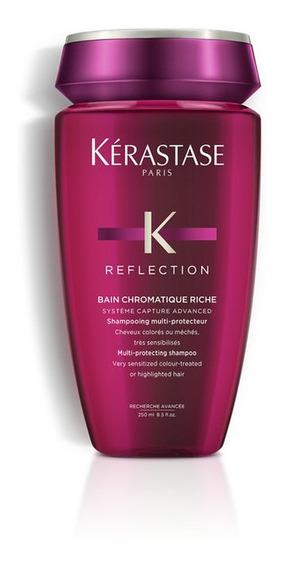 Kerastase Chromatique Shampoo Prot+prolongación Color 250ml