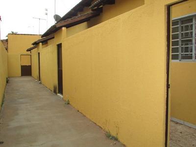 Casa Térrea Com 2 Quartos - 305-296-l
