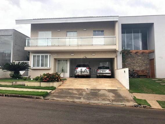 Casa Com 4 Dormitórios À Venda, 362 M² Por R$ 1.950.000,00 - Residencial Imigrantes - Nova Odessa/sp - Ca13426