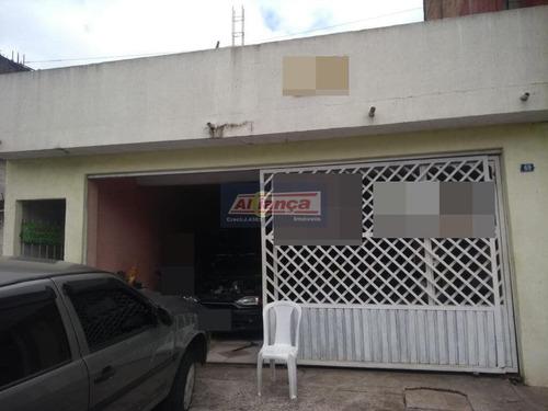 Casa Com 2 Dormitórios À Venda, 126 M²  - Residencial Parque Cumbica - Guarulhos/sp - Ai15493