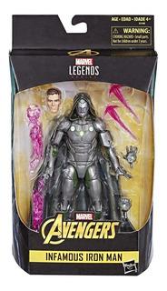 Marvel Legends Infamous Iron Man Doctor Doom -asgard
