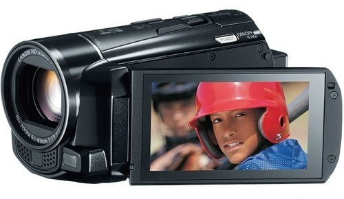 Filmadora Canon Vixia Hf M50 Profissional 2 Baterias