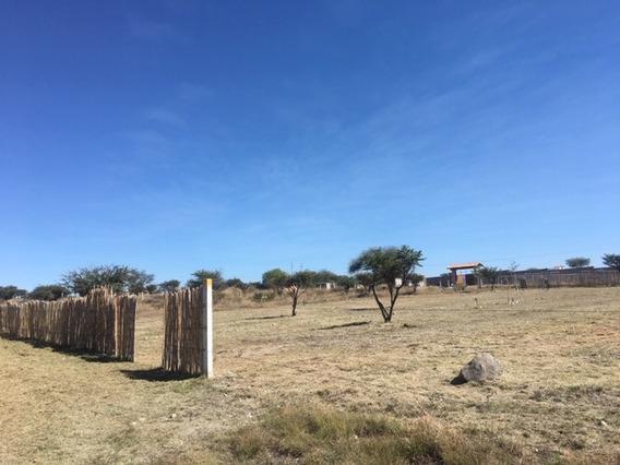Terrenos San Miguel De Allende, Buen Fin -10 % Casa O Rancho