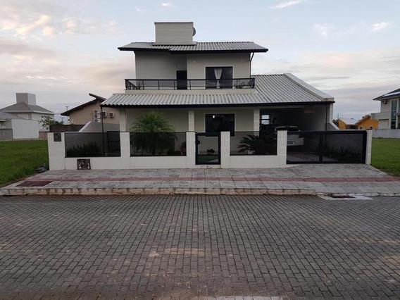 Casa Em Praia De Fora, Palhoça/sc De 250m² 4 Quartos À Venda Por R$ 555.000,00 - Ca344659