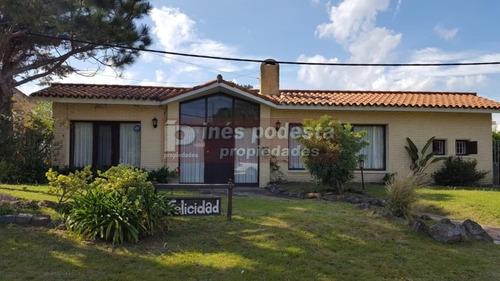 Casa En Punta Del Este, Mansa | Ines Podesta Ref:136- Ref: 136