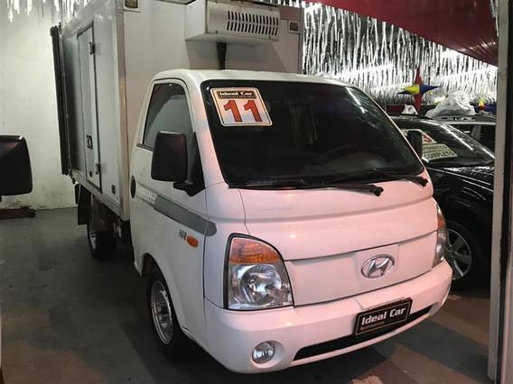 Hyundai Hdb 2.5 Diesel Baú Refrigerado Manual 2011
