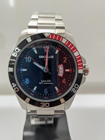 Relógio Seculus Masculino ( 20745g0svna1)