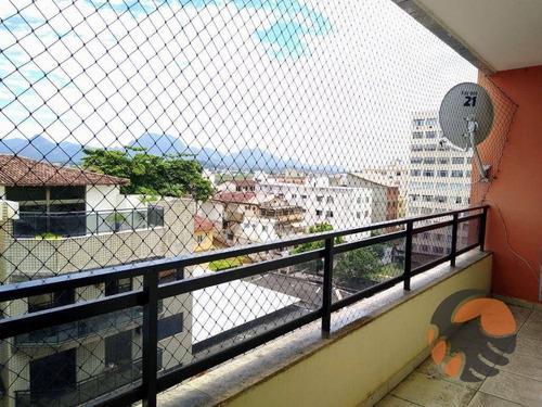 Apartamento Com 1 Quarto Para Alugar, 59 M² - Centro - Guarapari/es - Ap3932
