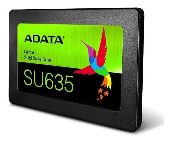 Disco Duro Solido Ssd 240gb Adata Sata 3 Nuevos 2.5