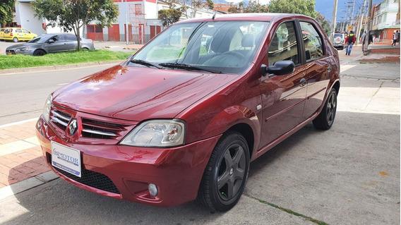 Renault Logan Dynamique 1.6 Rojo 2008