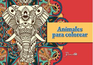 Libro: Animales Para Colorear Autor: Staff Prana