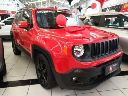 Jeep Renegade Night Eagle 1.8 (aut) (flex) Flex Automático