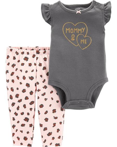 Conjunto Carters 2 Piezas Nena Varios Modelos Ropa De Bebe