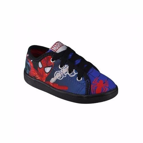 Tênis Homem Aranha Disney Mm0091