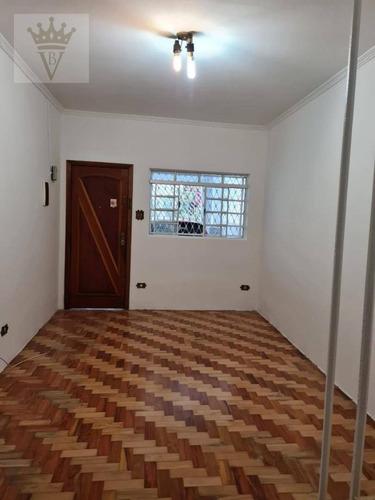 Casa Com 2 Dormitórios À Venda, 68 M² Por R$ 640.000,00 - Alto Da Lapa - São Paulo/sp - Ca0435