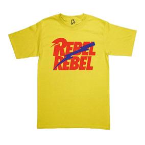 Playeras David Bowie / Rebel Rebel - Envío Gratis