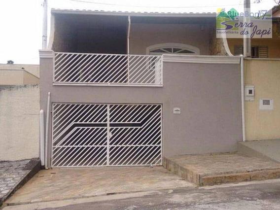 Casa Com 2 Dormitórios À Venda, 158 M² Por R$ 490.000,00 - Vila Progresso - Jundiaí/sp - Ca2030