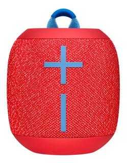 Parlante Bluetooth Logitech Ue Wonderboom 2 Rojo Mexx