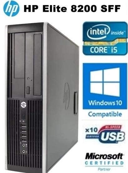 Hp 8300 I5- 16 Gb + Ssd256 + Placa De Vídeo Radeon 1gb