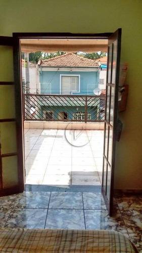 Sobrado Residencial Para Locação, Vila Assunção, Santo André - So0263. - So0263