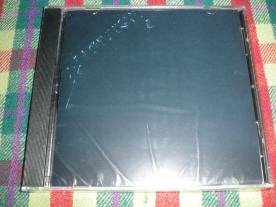 Metallica / The Black Album Cd Original Nuevo C35