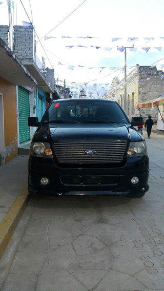 Ford Lobo 4.6 Xlt Cabina Doble 4x2 Mt 2008