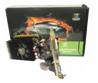 Tarjeta De Video Nvidio G210 1gb Ddr3 Hdmi Pci Express Full