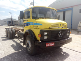 Mb 2217,ano:91,amarelo,traçado 6x4,no Chassis,ótimo Estado.