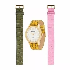 Relógio Feminino Original Backer Tecnologia Alemã