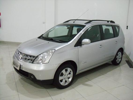 Nissan Livina 1.8 Sl Flex Aut. 2010