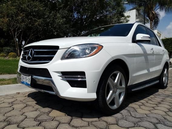 Mercedes Benz Ml 400 2015 Factura Agencia Todo Pagado