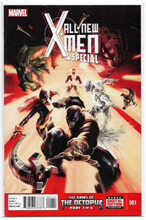 All-new X-men Special #1 (arms Of The Octopus Parte 1)