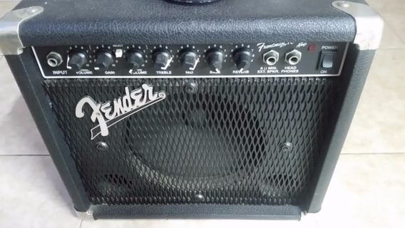 Aplificador Fender Frontman Reverb Amp 15 Watts 38 W Remate