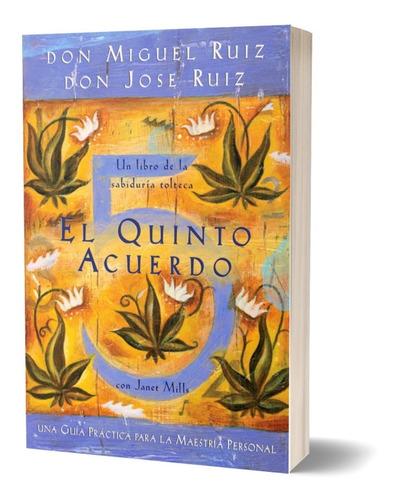 Libro El Quinto Acuerdo - Libro Nuevo Economico