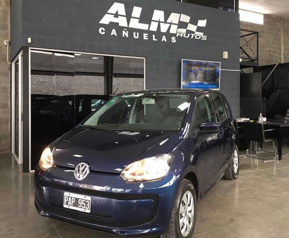 Volkswagen Up Move 5ptas Mod 2015 Muy Buen Estado!!!