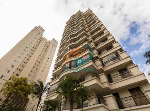 Imagem 1 de 20 de Apartamento Com 3 Dormitórios À Venda, 132 M² Por R$ 900.000,00 - Vila Progresso - Guarulhos/sp - Ap3278