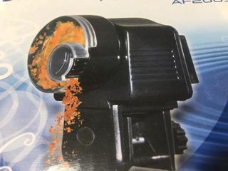 Alimentador Automatico Para Peces - Acuario . Modelo Af-2003
