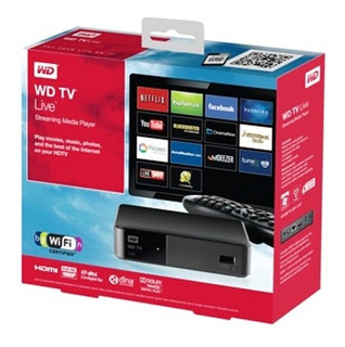 Wd Tv Live Media Player Wi-fi