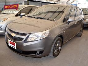 Chevrolet Sail Ltz Placa Iiw807