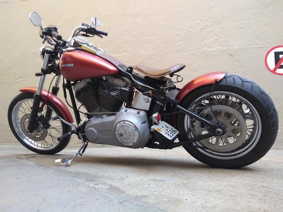 Harley Davidson Softail Fx Bobber